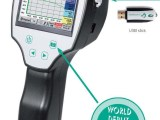 DP510集成第三方传感器显示的露点仪