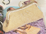 现货批发2013最新欧美外贸爆款 戒指晚宴包婚礼新娘手拿全钻包
