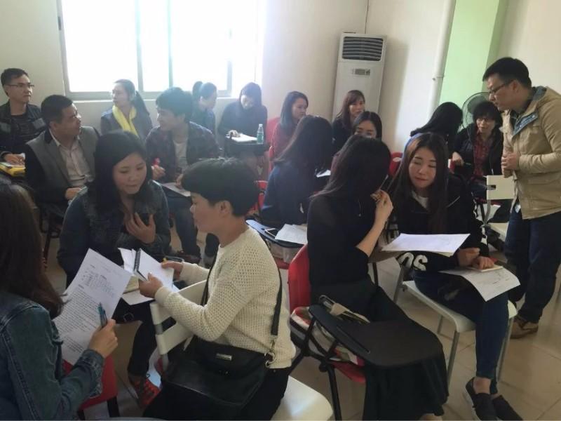 广州新塘凤凰城哪里有成人英语培训