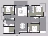 四室兩廳140平米裝修多少錢