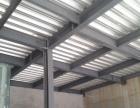唐山丰南专业二层隔层搭建做室内外挑空阁楼平台制作