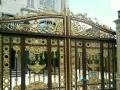 岳阳铝艺锌钢护栏围栏庭院大门大门