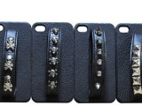 【现货】厂家直销批发 朋克手机壳 骷髅头手机壳 l柳钉手机壳