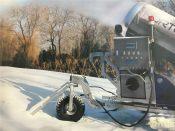 小型造雪机厂家 南方高海拔区域造雪机