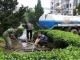 杭州化糞池清理 長期抽糞吸污優惠清洗管道清淤 隔油池清理公司