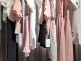 广州一二线品牌女装折扣尾货一手货源批发