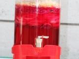 加厚自动排气水果酵素桶 发酵密封罐无铅玻璃泡酒自酿葡萄酒瓶