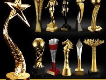 商务礼品定制,纪念币奖杯奖牌工艺品钥匙扣办公用品