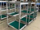 鋁型材廠家 銷售加工 框架 工作臺自動化