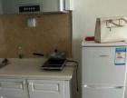 万达广场豪华公寓可做饭拎包入住暖气开放