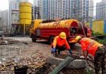 溧阳南渡镇管道疏通 清淤 化粪池清理 管道清洗