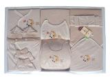 新生婴儿礼盒内衣套装销秋冬季纯棉宝宝初生儿婴幼儿纯棉