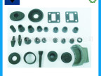 生产厂家供应抗撕裂橡胶机械零件
