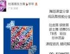 深圳华翎舞蹈培训 专业专注钢管爵士平台TB
