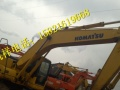 二手小松200挖掘机出售-二手小松中型挖掘机
