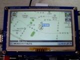 GPS导航开发utu2440-F+4.3寸屏