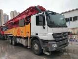 上海二手泵车37米46米56米二手泵车