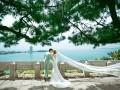 婚纱摄影选择头纱的技巧/临沂婚纱照