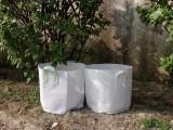 平顶山植树袋厂家直销 耐用无纺布美植袋 花卉育苗袋