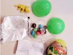 【零售5毛】 网袋600装巧克力包玩具 休闲零食 食品批发