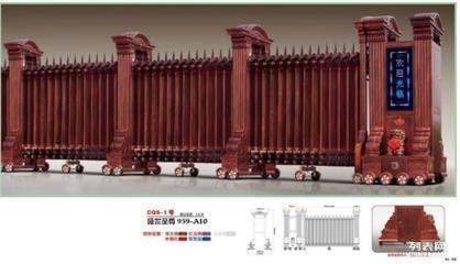 江门鹤山台山新会江海蓬江电动卷帘门伸缩门定做维修安装生产厂家