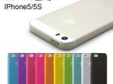 苹果手机壳 iphone5 0.3mm 超薄双面半透磨砂 4/4