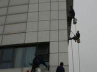 东莞中堂镇高空外墙清洗翻新,高空玻璃清洗铝塑板清洗