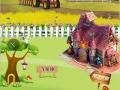 人民庄园 农场果园种植系统果园系统 农场复利游戏源码