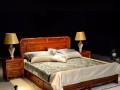 大果紫檀床影响睡眠吗