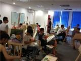 上海室内手绘培训,施工图,效果图手绘培训学校