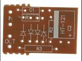 LED阻容驱动电源 阻容降压电源板 3528灯珠专用