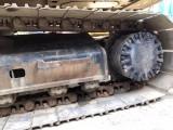 淄博纯进口二手挖掘机卡特323D低价出售,手续齐全