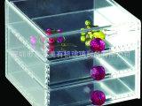 东莞亚克力盒子定做加工,透明亚克力珠宝展示架,亚克力托架