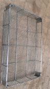 网筐价格 衡水质量硬的不锈钢框篮生产厂家
