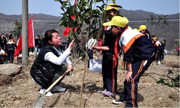 深圳春季植树主题活动团队户外拓展,休闲CS野战赏花农家乐