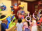 武汉生日宴策划布置十岁生日派对小丑魔术气球拱门摄像跟拍