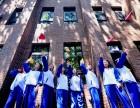 哈尔滨专业拍摄哈幼师班级毕业照闺蜜照无人机航拍