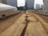 合肥滨湖新区垫路钢板出租