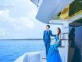 拍海景婚纱照要多少钱?广西哪里拍?哪家比较好?
