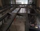 郑州钢结构露台钢结构二层商铺阁楼阳光房搭建