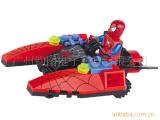 蜘蛛超人-神秘火鸟6005 塑料拼装小颗粒 儿童积木玩具 批发代