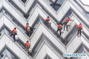 中山专业外墙清洗公司 外墙粉刷公司