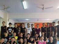 济南金龙辛教练散打实用防身术培训俱乐部