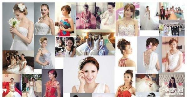 【专业彩妆造型】新娘跟妆、广告、舞台、模特、主持妆 相关广告-新图片