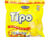 tipo面包干 越南原装进口零食丰灵TIPO面包干鸡蛋牛奶味25