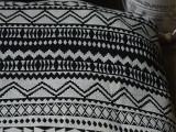 批发棉麻亚麻印花布 女装桌布手工拼布装饰面料民族风