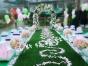 个性主题婚礼都江堰威斯特精致婚礼