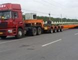 上海至苏州货运公司机械设备运输整车零担