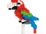 创意3D立体儿童颗粒拼图玩具 儿童益智节日礼物 来样定制