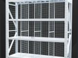 厦门货架厦门展柜玻璃柜手办柜玻璃柜钛合金展柜多层自由置物架